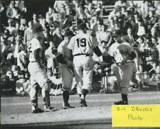 ELSTON HOWARD CASEY STENGEL BOB TURLEY 1960 WORLD SERIES  8 X 10 PHOTO 1