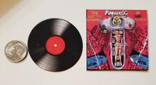 Miniature 1/6 record album Rapper Hip Hop action figure Funkadelic War Babies