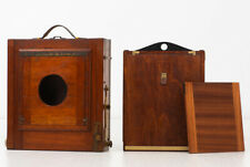 ULF wooden camera wet plate collodion 24x30 cm 10x12