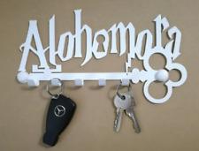 Alohomora Key Holder, Harry Potter, Wall Decor, Metal Art, Key Hanger