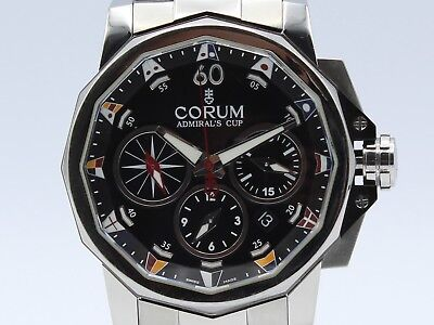 Corum Admiral´s Cup Automatic Steel 001.0007