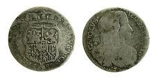 pcc1992_3) NAPOLI Carlo II (1674 - 1700) Carlino 10 Grana 1689 con Stemma