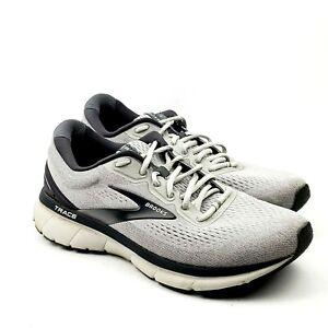 Brooks Trace 1 Mens Road Running Shoe Alloy/Grey/Ebony Sz 9.5 D EUR 43 UK 8.5