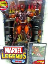 IRON MAN Modern Armor Marvel Legends Series 8 VIII action figure Toy Biz NEW