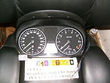 Velocímetro combi instrumento bmw 1er e81 e82 e87 e88 6974651 diesel Tachometer