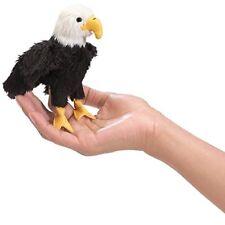 Folkmanis Mini Eagle Finger Puppet