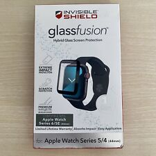 Invisible Shield GlassFusion Apple Watch Series 6/SE/5/4 - 44mm Screen Protector