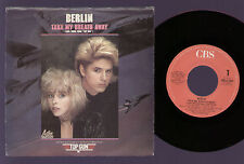 "7"" BERLIN TAKE MY BREATH AWAY TOP GUN FILM SOUNDTRACK LOVE THEME MORODER RADAR"
