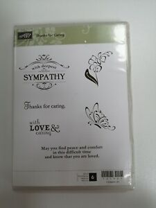 Stampin Up Thanks For Caring