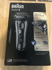 Braun Series 9 9290CC Wet & Dry Shaver with Clean & Charge Station and Travel Case