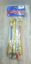 Imperial 800-Mbs Ball Valve Hose Set - 6 Inch -  Red/Yellow/Blue