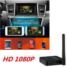 For IOS Android Car Home Wifi HD Display Smart TV Stick Dongle Mirror Link Box