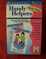 Discovery Toys Handy Helpers Early Years - Parent Aids for Kids Birth to 3 Years