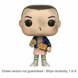 Stranger Things Eleven with Eggos Pop! Chase Ships 1 in 6