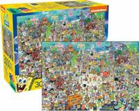 Spongebob Squarepants Riesig 3000 Teile Puzzle 1150mm x 820mm (NM)