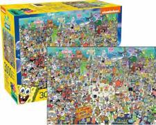 Spongebob Squarepants GIANT 3000 piece jigsaw puzzle 1150mm x 820mm  (nm)