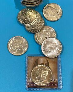 90% Silver 1964 JFK Kennedy Half Dollar Brilliant Uncirculated