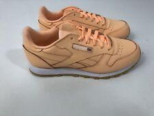 Reebok Leather Orange Athletic Shoes for Men for Sale | Shop