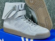 Adidas Forum Hi Moc Sz 9 stone clay ice B27682 high suede originals lifestyle