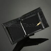 Magician Trick Street Show Leather Flame Fire Wallet Close up Stage Magic Props