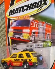 "MATCHBOX #100 ISUZU RODEO ""CHASE"" ""TREASURE HUNT"" ""MATCHBOX 2000"" ON BACK"