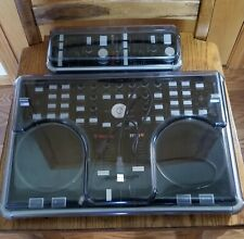 Vestax VCI-300 MKII DJ Controller + VFX-1 Midi Controller with covers