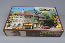 Z310 Faller 414 maquette Ho 2 immeuble habitation stadthäuser blocks of flat kit