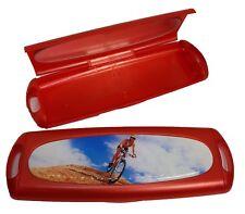 Daily Disposable Coloured Contact Lens Lenses Travel Mirror Case Mountain Bike