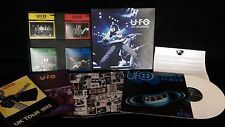UFO - LIVE SIGHTINGS BOX SET 1 White LP 4 Cd's only you can Rock me Lights out