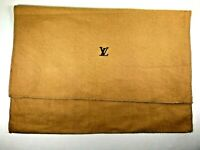 "Louis Vuitton Dust Bag ~ 14 1/2"" wide x 10 1/2"" tall"