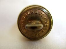 Vintage H.V. Allien & Co New York Brass Ball Button Very Nice Condition
