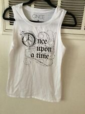 New listing ONCE UPON A TIME TEE SHIRT. SIZE MEDIUM