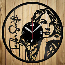 Vinyl Clock Taylor Swift Original Vinyl Record Clock Home Decor Handmade Gift