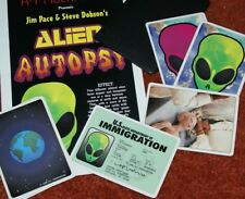Alien Autopsy (original A-1 Multimedia) - Jim Pace's funny packet trick Tmgs