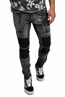 Herren Jeans Hose Regular Skinny Fit Jeanshose Basic Stretch 3091 John Kayna