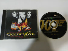 007 GOLDENEYE JAMES BOND SOUNDTRACK OST BSO CD TINA TURNER ERIC SERRA