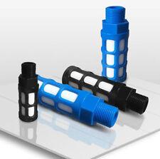 Plastic Pneumatic Muffler Exhaust Vent Noise Reducing Silencer 181bsp Thread