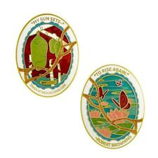 2020/2021 Last/First Geocoin and 2 Trackable Tags Set Geocaching Official