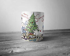 Simons cat funny coffee mug Christmas Holiday Mug Thanksgiving gift 11 oz
