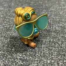 with eyeglasses  LOL Surprise 24k gold queen  L.O.L  LiL Sisters Dolls Toys