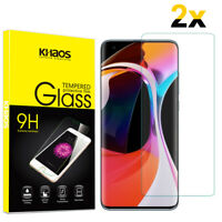 2-Pack Khaos For Xiaomi Mi 10/ Mi 10 Pro Tempered Glass Screen Protector