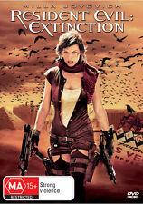 Resident Evil: Extinction * NEW DVD * (Region 4 Australia)