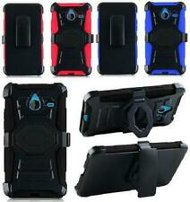 W-style Phone Case Cover + Holster Belt Clip For Nokia Lumia 640XL /640 XL (5'7)
