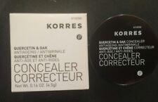 Korres Quercetin & Oak antiageing antiwrinkle Concealer 04 Tan FS NIB $22 retail
