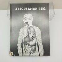 Aesculapian 1982 Medica College of Georgia Medicine Yearbook Augusta, GA
