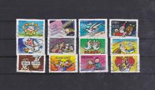 Serie complète lot timbre 2014 MEILLEURS VOEUX