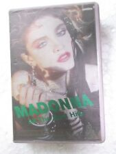 MADONNA  ALL THE BEST HITS    RARE orig CASSETTE TAPE INDIA indian