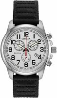 Citizen Eco-Drive Chandler Men's Military Chronograph 39mm Watch AT0200-13A