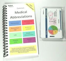 Medical Basics Common Medical Abbreviations 1300+, With Ref. Cards