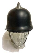 Alter Berliner Feuerwehr Helm Nr 127